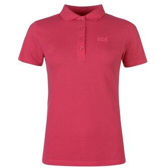 Pique T Shirt Ladies