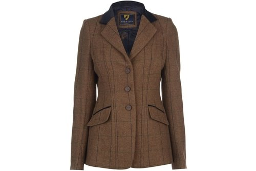 Aubrion Saratoga Jacket - Brown