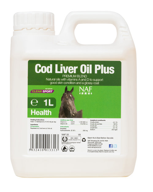 Its Not Cod Liver Oil