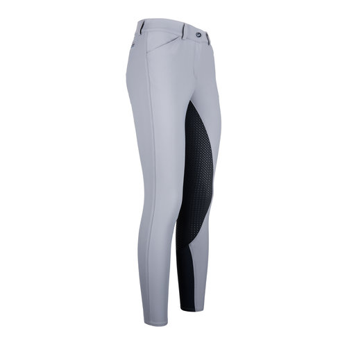Arista Full Grip Ladies Breeches - Titanium