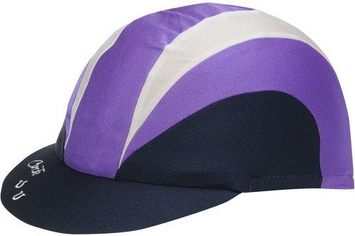 Purple Stripe Hat Cover Juniors