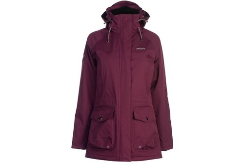 Womens Long Canter Jacket