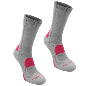 Walking Socks 2 Pack Ladies
