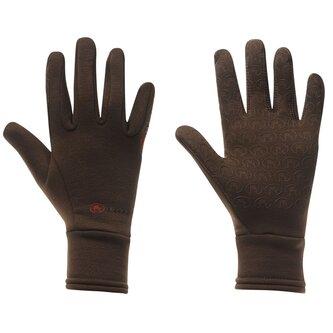 Warwick Riding Gloves - Brown