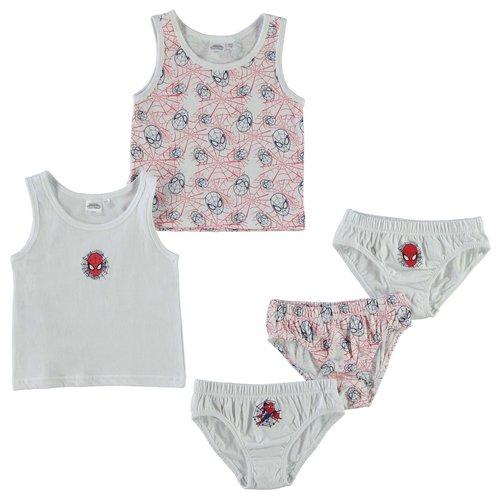 5 Pack Vest and Brief Set Infant