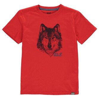 Brand T-Shirt Junior Boys