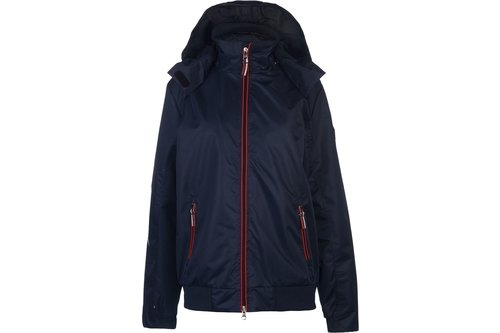 Team Ladies Jacket - Navy