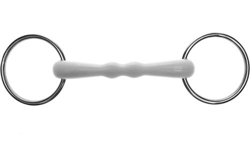 Flexi Loose Ring Mullen Mouth Snaffle Bit