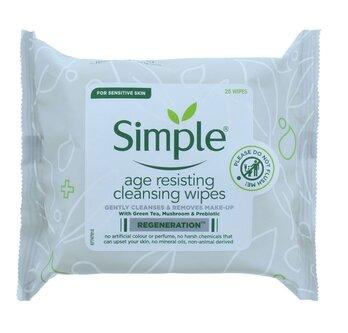 Age Resisting Wipes