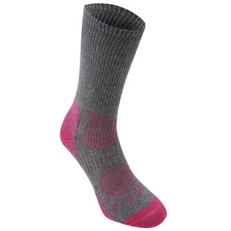 Merino Fibre Lightweight Walking Socks Ladies