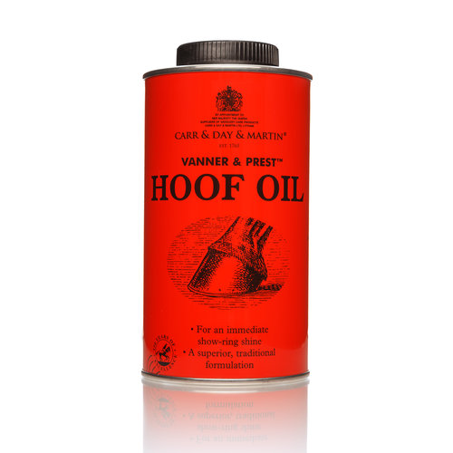 Vanner and Prest Hoof Oil
