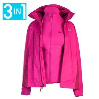 Hopewell 3 in 1 Jacket Ladies