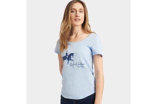 Badminton Ladies T-Shirt