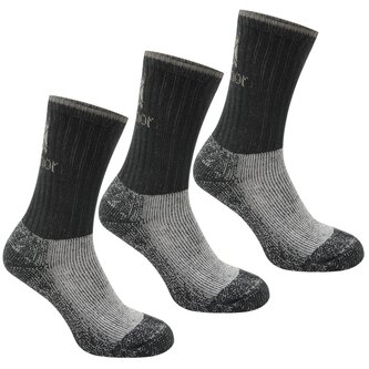 Heavyweight Boot Sock 3 Pack Junior