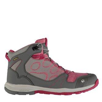 Grivla Texapore Mid Junior Girls Walking Boots