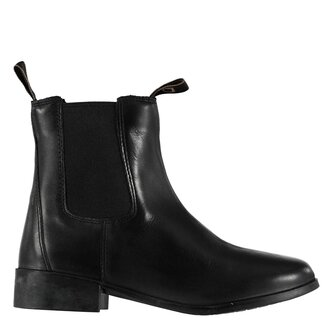 Elevation Jodhpur Boots - Black