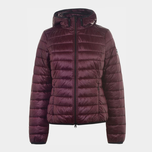Ivy Padded Jacket Ladies
