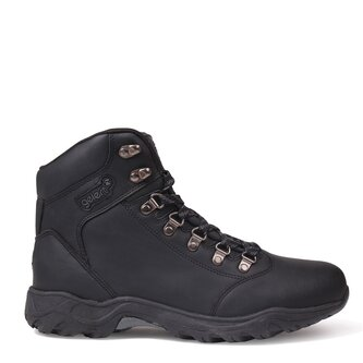 Leather Mens Walking Boots