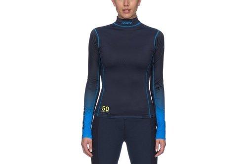 UV Long Sleeve T Shirt Ladies
