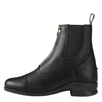 Heritage IV Zip H20 Ladies Paddock Boots - Black