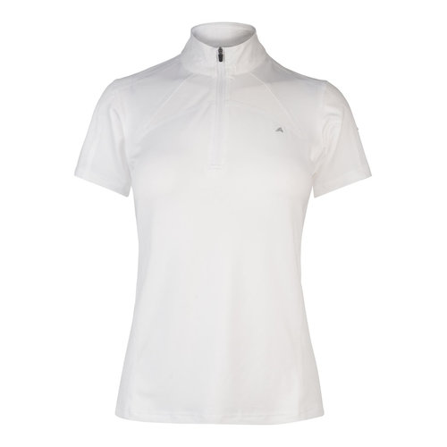 Ladies Competition Shirt - White