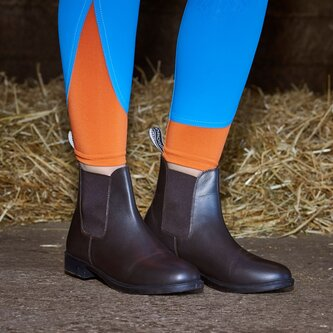 Pavia Mens Jodhpur Boots