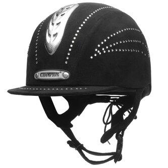 X Air Star Plus Riding Helmet Junior Girls