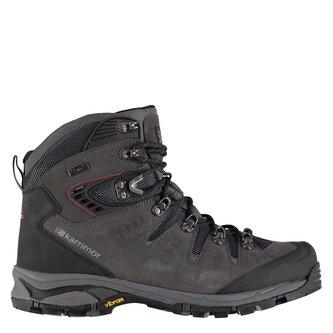 Leopard Walking Boots