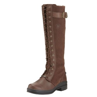 Coniston Waterproof Insulated Ladies Boots - Chocolate