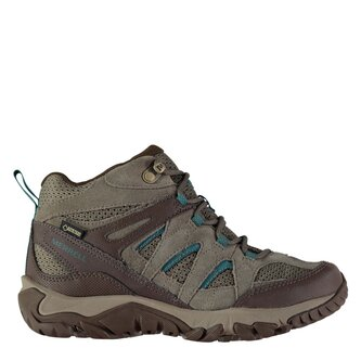Outmost Vent Gore Tex Walking Boots Ladies