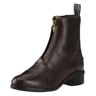 Heritage IV Zip Ladies Paddock Boots - Light Brown