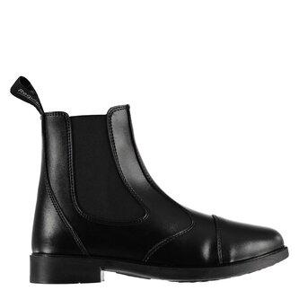 Aspen Ladies Jodhpur Boots - Black