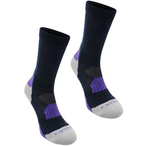 Walking Socks 2 Pack Ladies