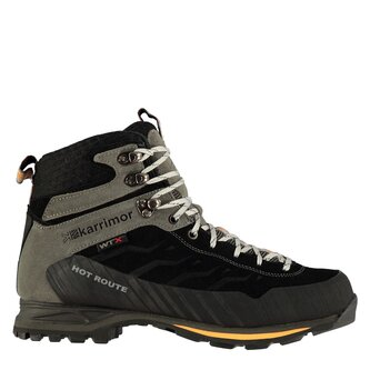 Hot Route Mid Mens Walking Boots