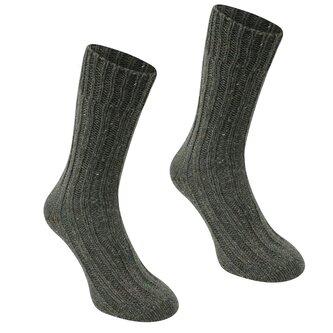 Wool Socks 2 Pack Mens