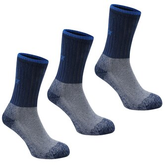 Midweight Boot Sock 3 Pack Mens