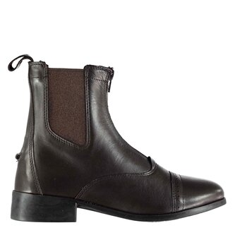 Elevation II Zip Paddock Boots Ladies