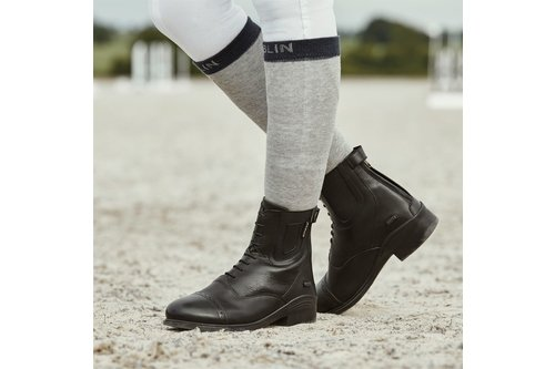 Evolution Lace Front Paddock Boots