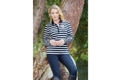 Hayworth Ladies Long Sleeve Top