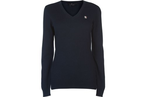 Classic Ladies Knitted V Neck