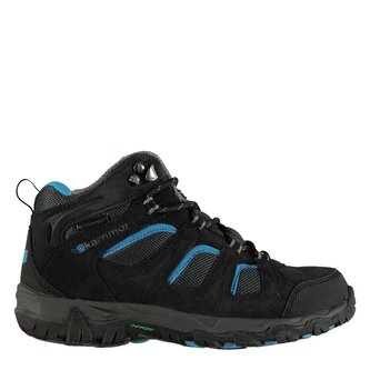 Mount Mid Top Childrens Walking Boots