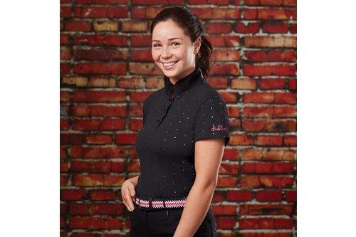 Marine Short Sleeve Polo Shirt Ladies