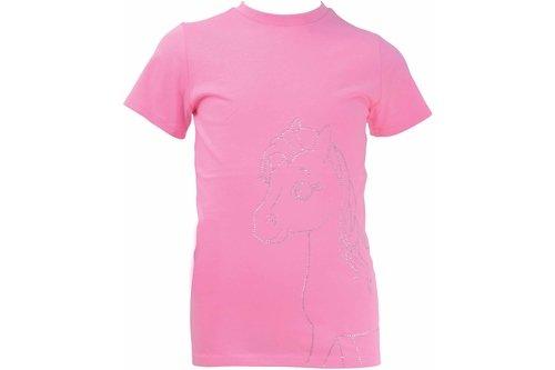 Little Rider Diamante Little Show Pony T Shirt