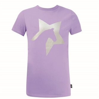 Fashion Girls Zeddy Glitter T Shirt