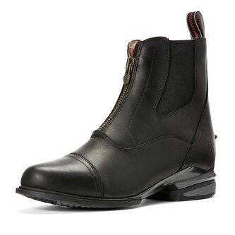 Devon Nitro Ladies Paddock Boots - Black