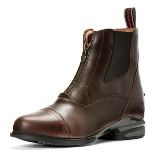 Devon Nitro Ladies Paddock Boots - Waxed Chocolate