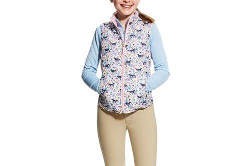 Emma Reversible Gilet Junior Girls