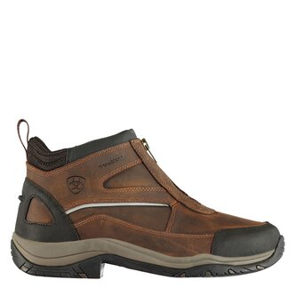 Telluride Zip H20 Mens Boots - Copper