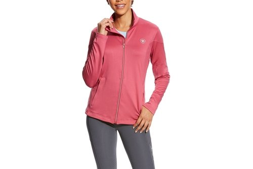 Ladies Tolt Full Zip Fleece