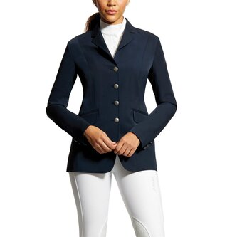 Palladium Ladies Show Coat - Navy